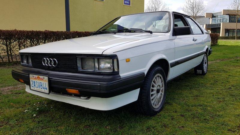 Audi Coupe GT 1983