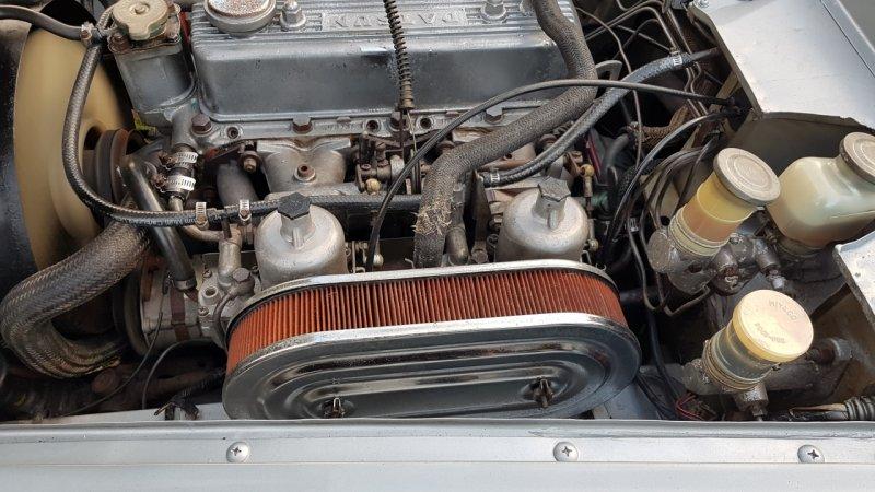 Datsun Fairlady 160 Roadster SPL311 1969