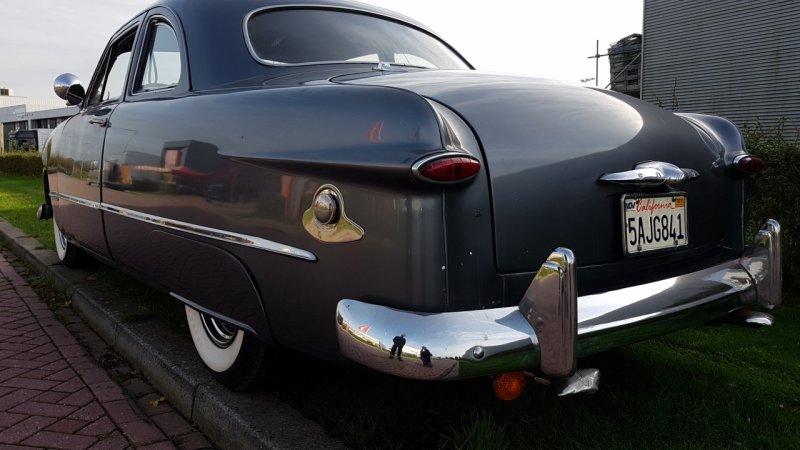 Ford Custom Club Coupe Shoebox 1949