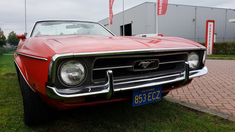 Ford Mustang Cabrio 1971