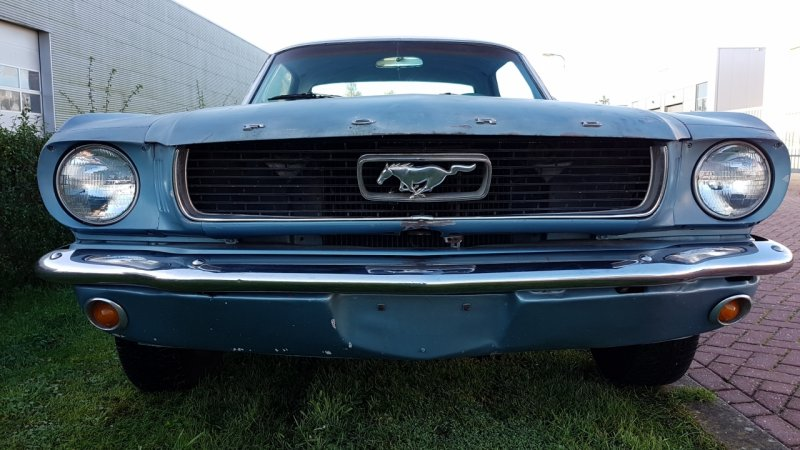 Ford Mustang Coupe 1966
