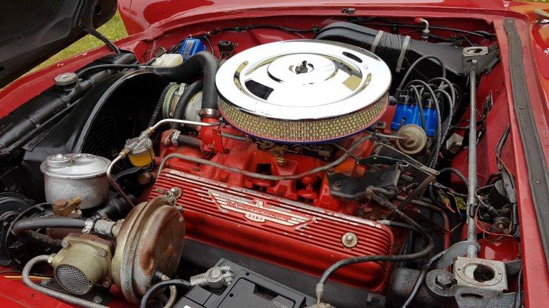 Ford Thunderbird Convertible 1957