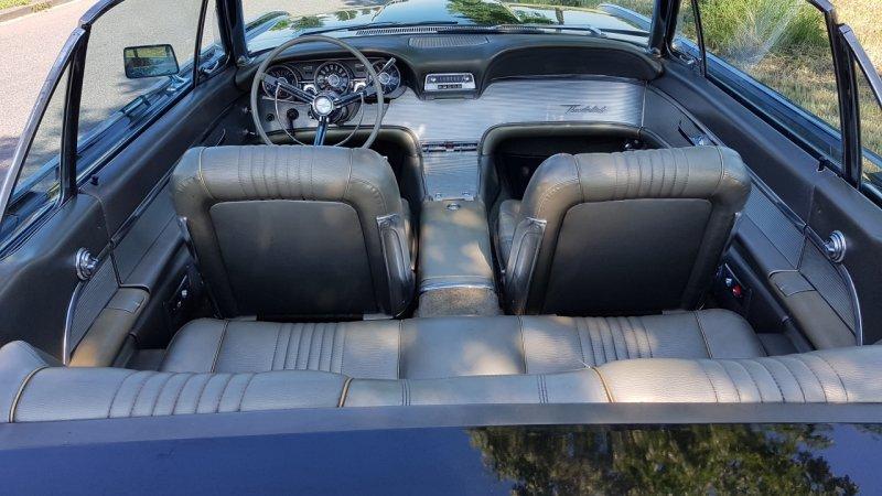 Ford Thunderbird Convertible 1963