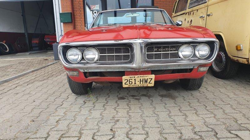 Pontiac Firebird Cabrio 1967