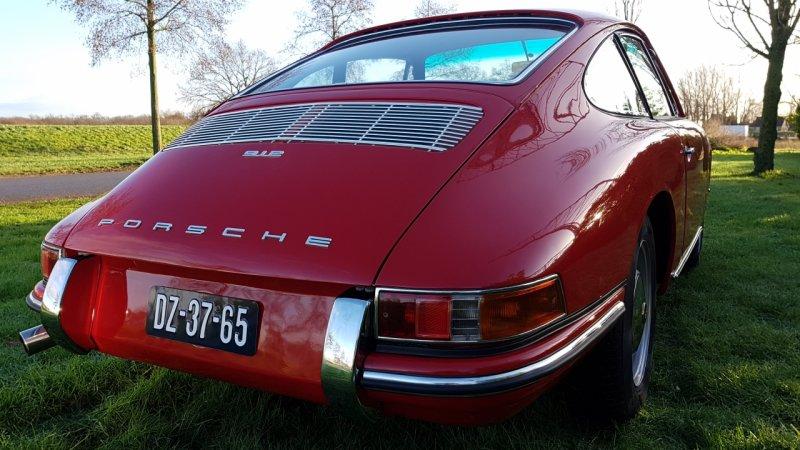 Porsche 912 SWB 1967