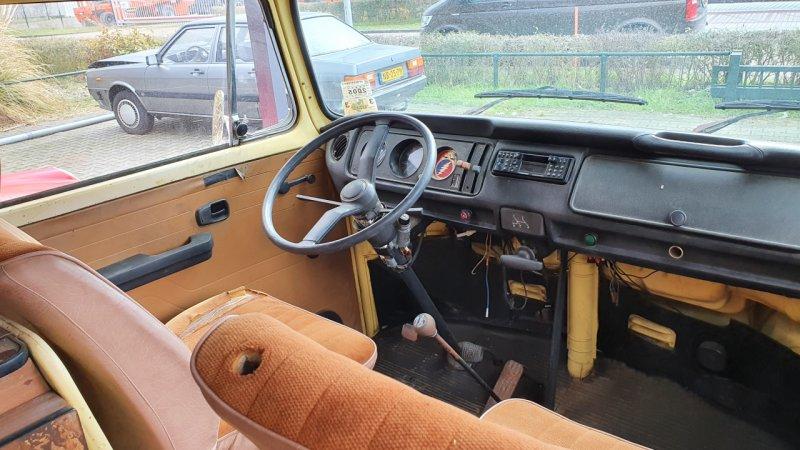Volkswagen  T2B Westfalia 1978