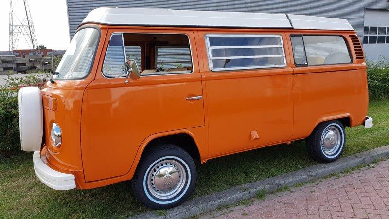 Volkwagen T2B Westfalia 1972