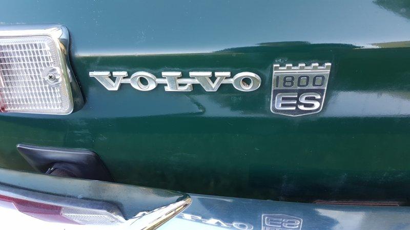 Volvo 1800 ES Overdrive 1972