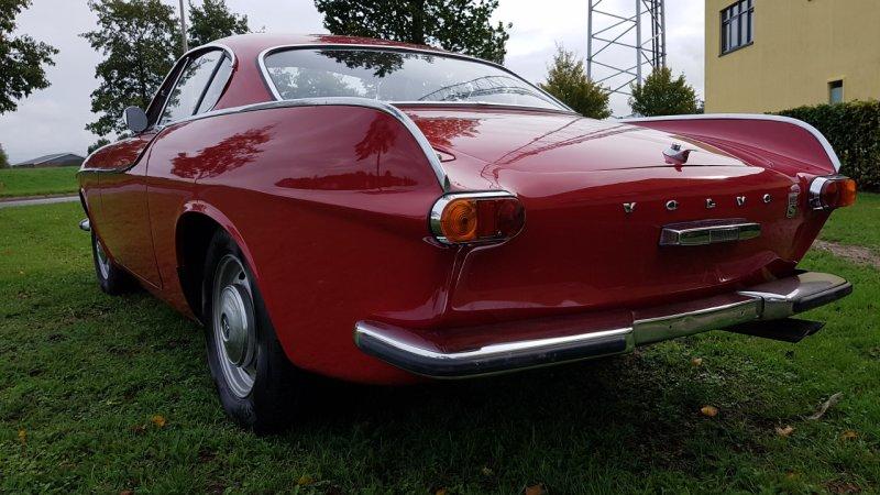 Volvo P1800S 1964