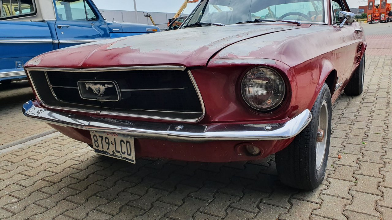 Ford Mustang Coupe 1967