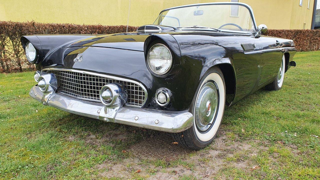 Ford Thunderbird Convertible 1955