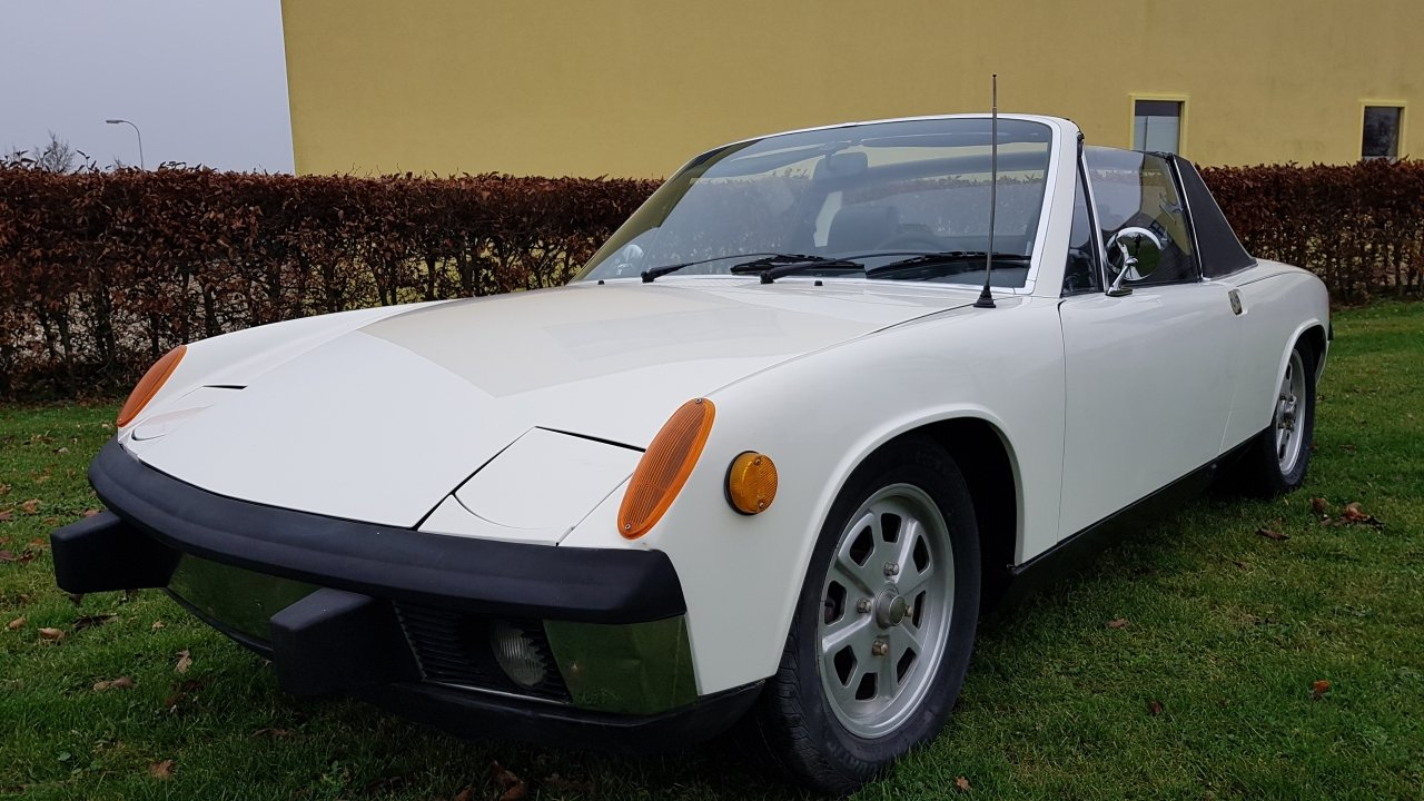 Porsche 914 2.0 1973