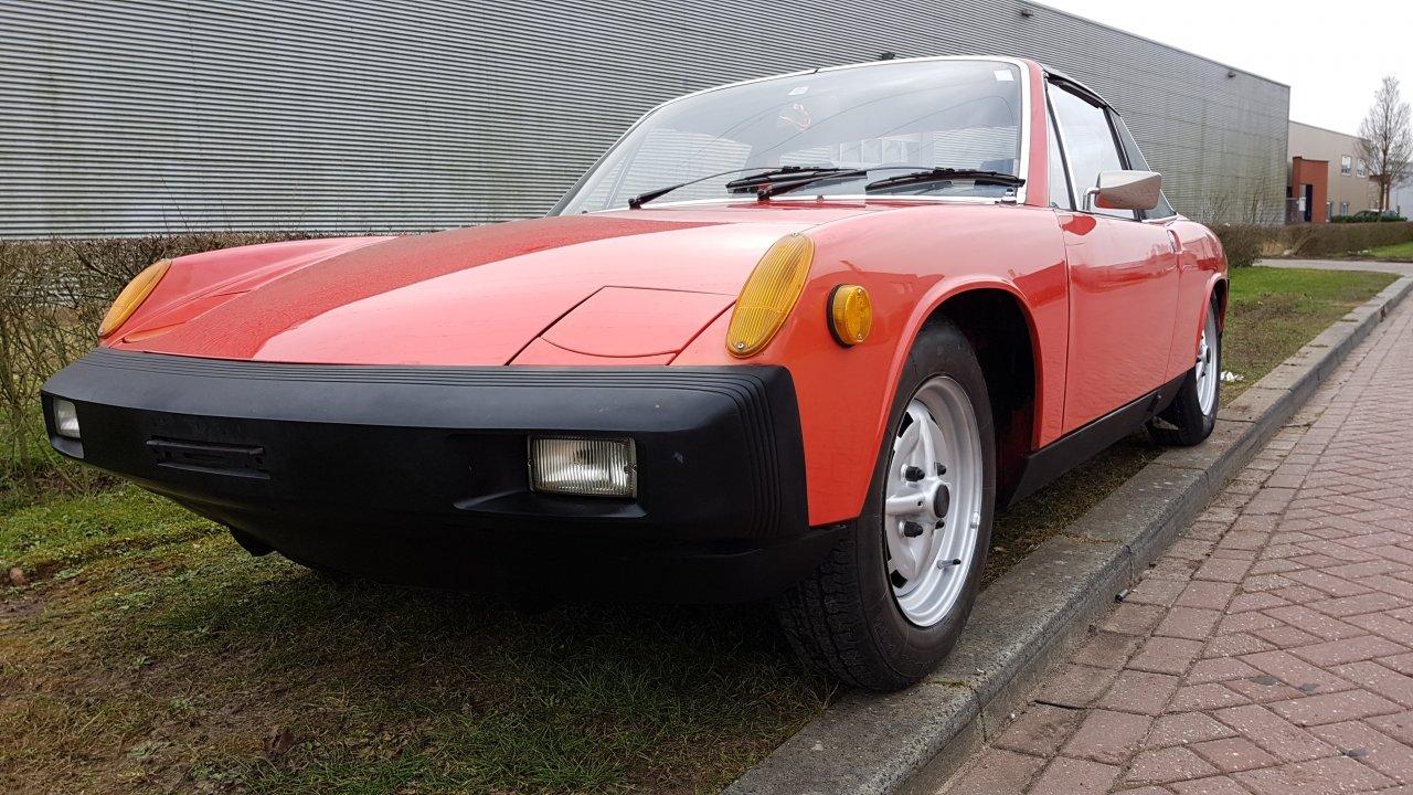 Porsche 914 2.0 1974