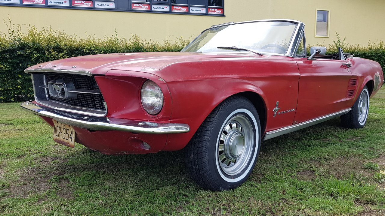 Ford Mustang Cabrio 1967